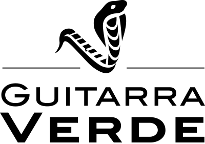 Guitarra Verde Logo